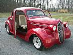 1937 Plymouth 5 Window Coupe