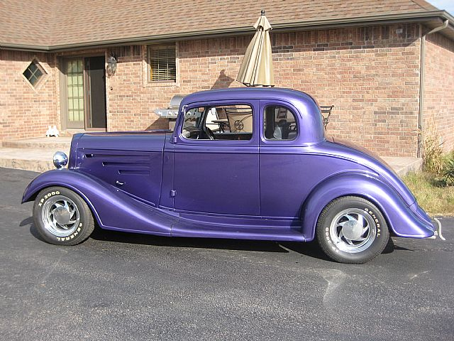 1934 chevrolet coupe for sale springfield missouri for 1934 chevy 5 window coupe