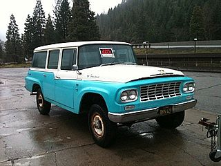 1961 International Travelall for sale