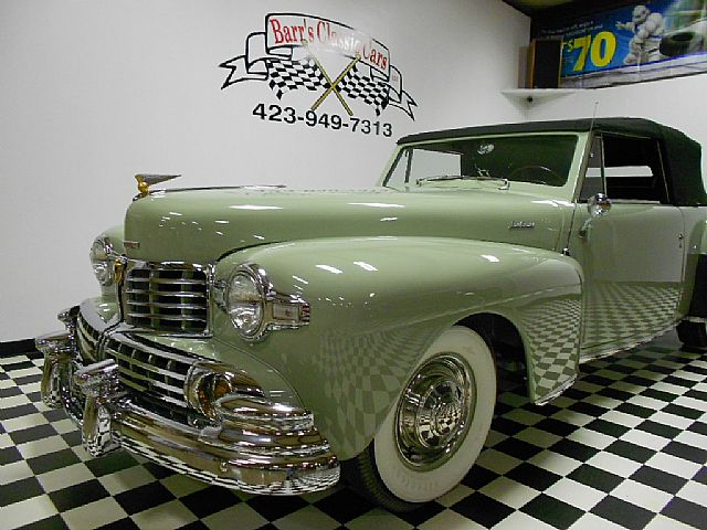 1946 Lincoln Continental for sale