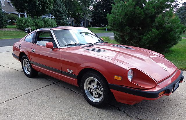1982 datsun 280zx for sale oconomowoc wisconsin. Black Bedroom Furniture Sets. Home Design Ideas