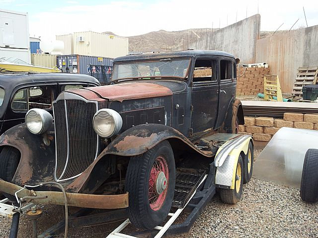 1932 Packard 553 for sale