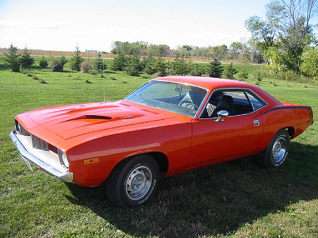 1973 Plymouth Cuda for sale