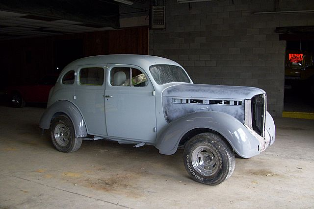 1938 Dodge D8 for sale