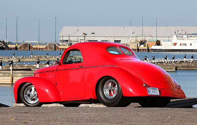 1940 Willys Coupe for sale