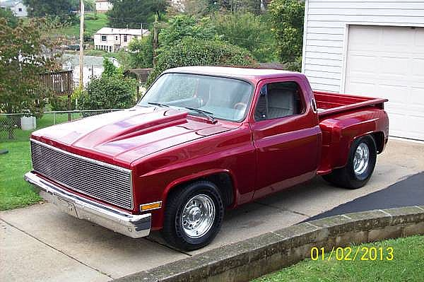 1984 Chevrolet Silverado for sale