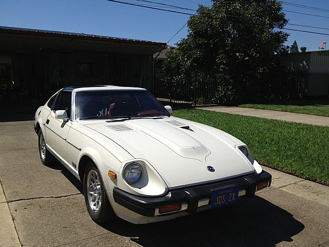 1981 Datsun 280ZX for sale
