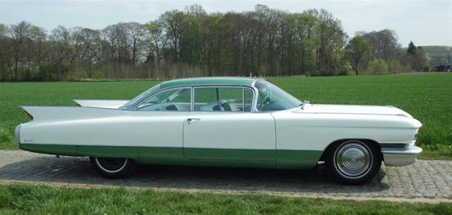 1960 Cadillac DeVille for sale