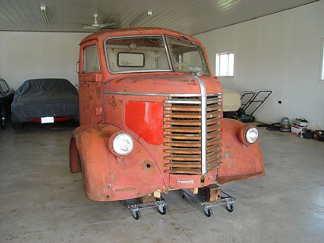 1941 Ford COE for sale