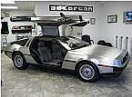 1981 DeLorean DeLorean
