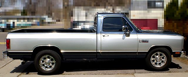 1989 Dodge Truck for sale