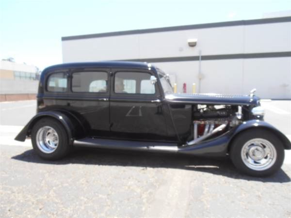 1934 dodge 4 door sedan for sale santa barbara california for 1934 plymouth 2 door sedan
