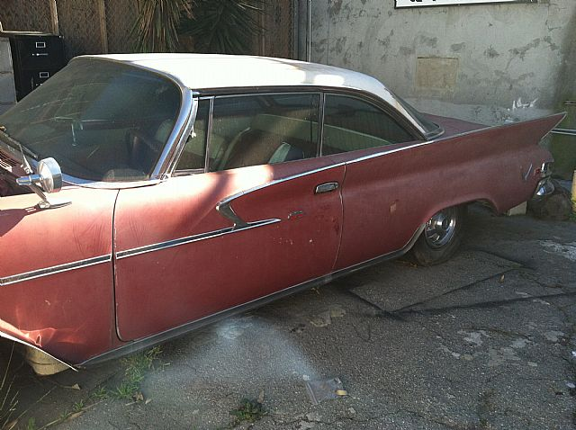 1961 Chrysler Newport for sale