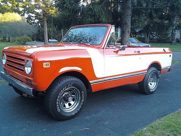 1979 International Scout II for sale