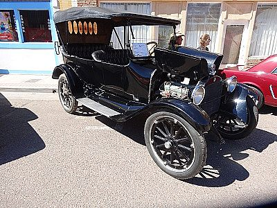 1918 Dodge Touring Car for sale
