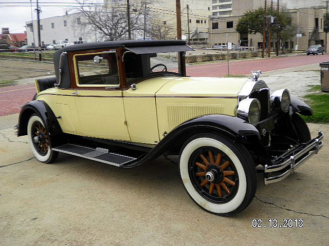1928 Buick Master for sale