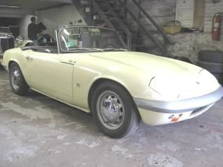 1965 Lotus Elan for sale