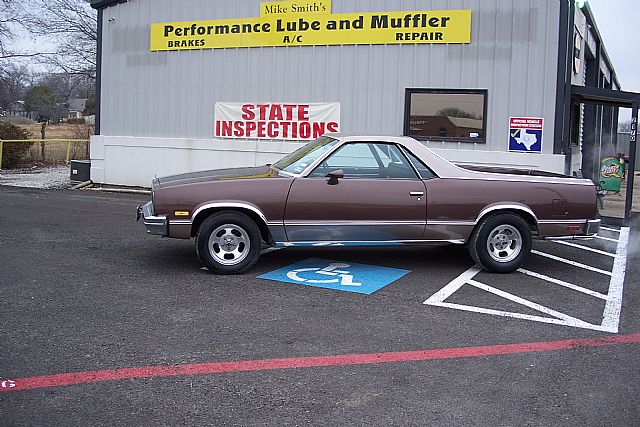 1984 Chevrolet El Camino for sale