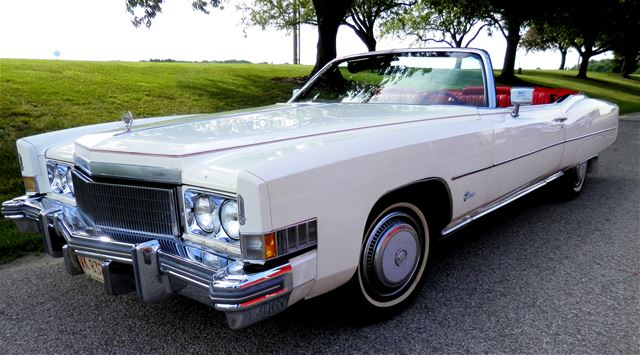 1974 cadillac eldorado for sale wooster ohio. Black Bedroom Furniture Sets. Home Design Ideas