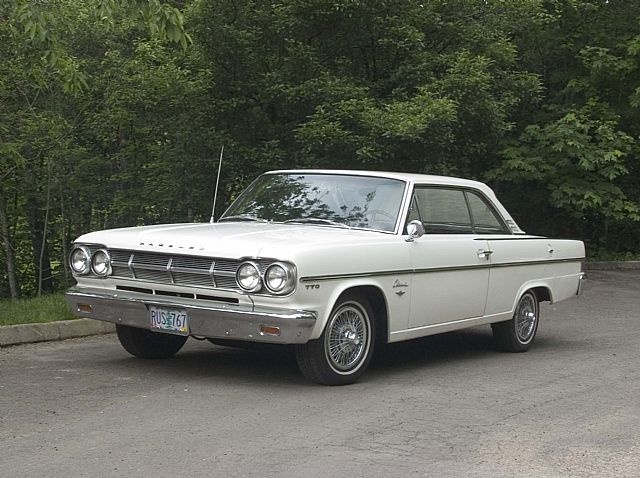 1965 Rambler Classic for sale