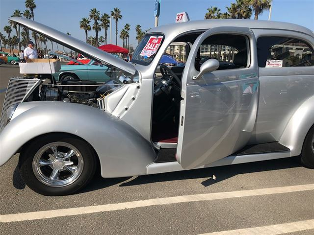1937 Ford Humpback for sale