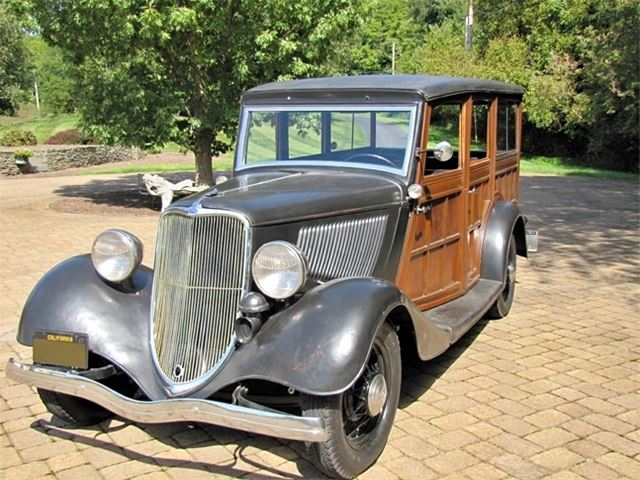 1933 Ford Model 40
