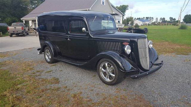 1937 Ford Panel for sale