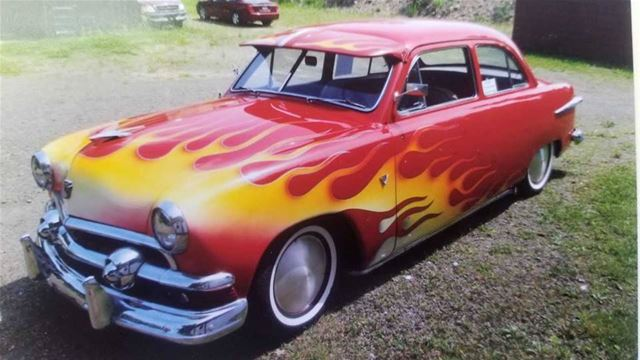 1951 Ford Custom Deluxe for sale