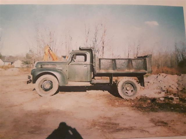 1947 Ford 3 Ton for sale