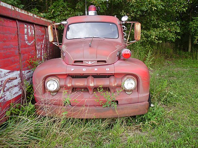 1951 Ford F7 for sale