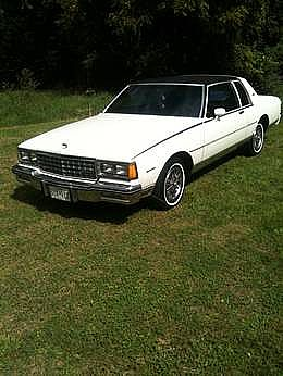 1985 chevrolet caprice landau for sale staunton virginia collector car ads