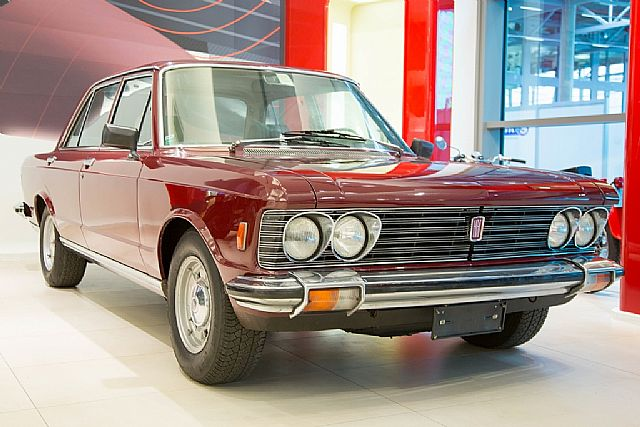1974 Fiat 130 for sale