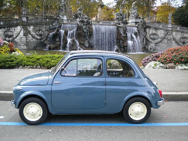 1957 Fiat 500N for sale