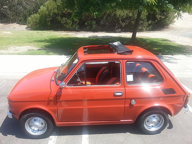 1975 Fiat 126 for sale