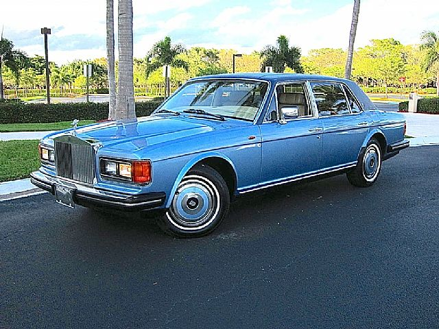 1986 Rolls Royce Silver Spur for sale