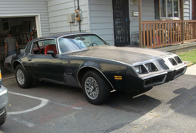 1979 Pontiac Firebird for sale