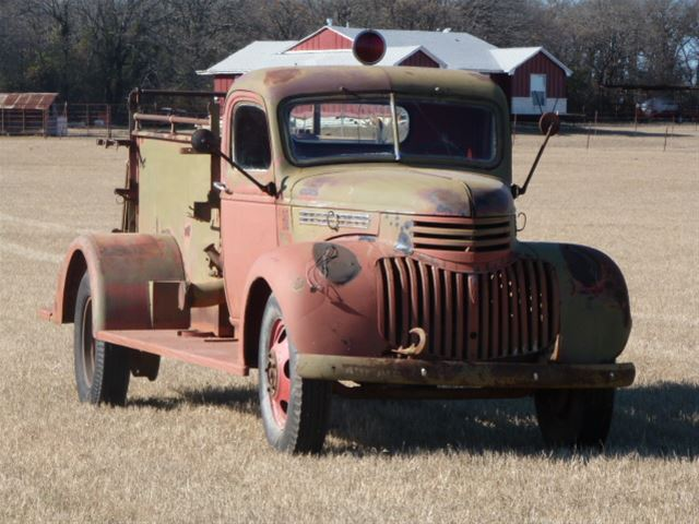 1943 Chevrolet 1 1/2 Ton for sale