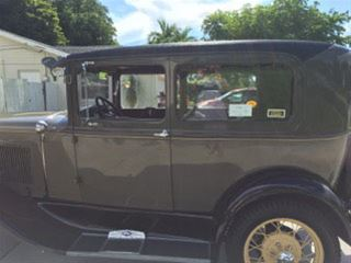 1931 Ford Sedan for sale