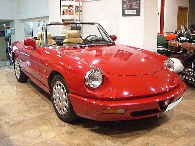 Alfa Romeo Spider Pinninfarina S For Sale Valencia Spain - 1991 alfa romeo spider for sale