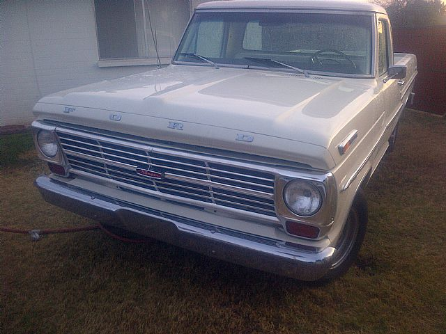 1968 Ford F100 for sale