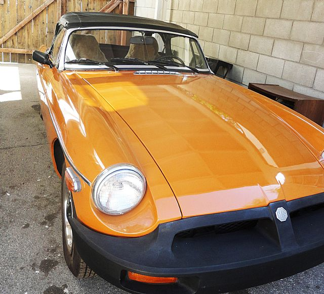 1975 MG Roadster for sale