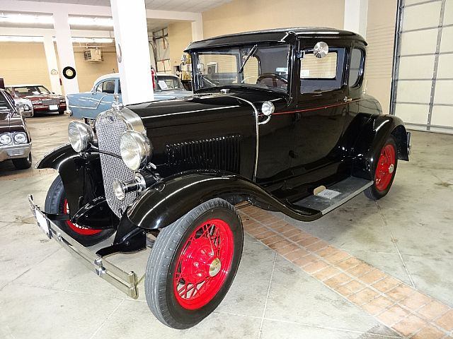 1930 Ford 5 Window Coupe for sale