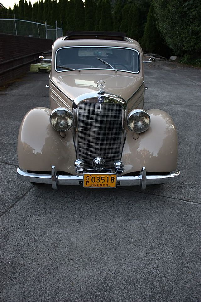 1951 Mercedes 170S for sale