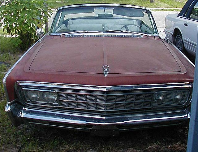 1966 Chrysler Imperial for sale