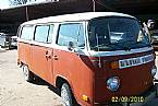 1976 Volkswagen Mini Bus