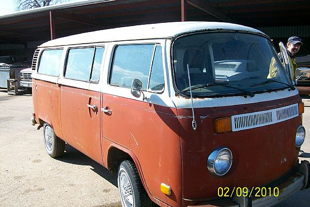 1976 Volkswagen Mini Bus for sale