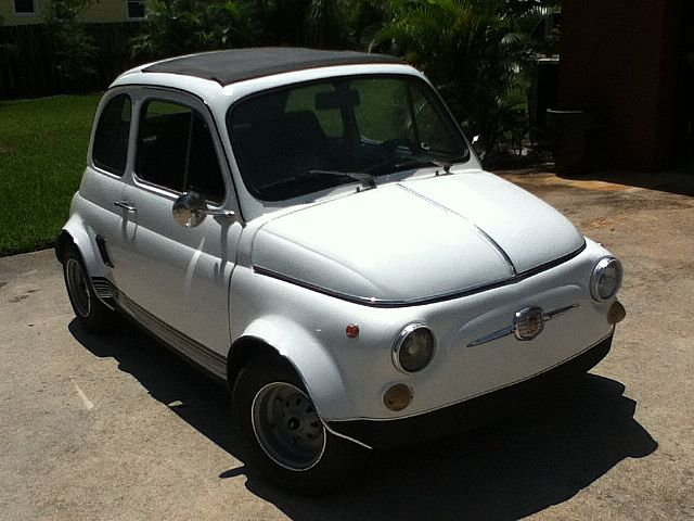 1970 Fiat 500 for sale