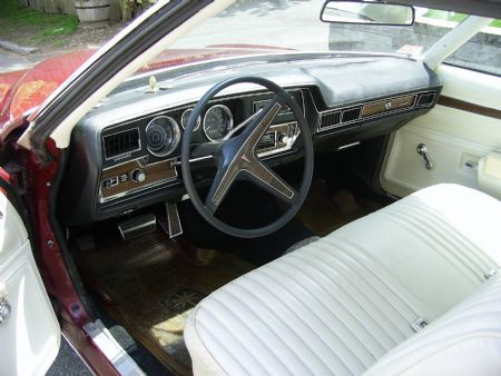 1973 Pontiac LeMans for sale