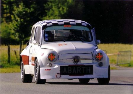 1963 Fiat Abarth for sale