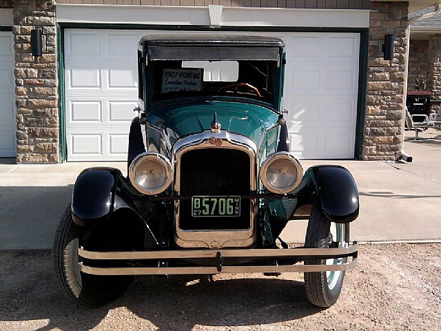 1927 Pontiac Landau for sale